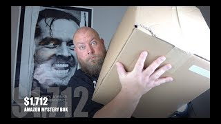 I bought a $1,712 Amazon Customer Returns CLOTHES & APPAREL Pallet / Mystery Box