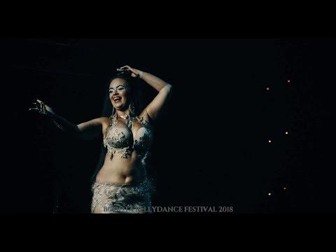 "ANNA BORISOVA - ""Hashtaka"" in Colombia 2018"