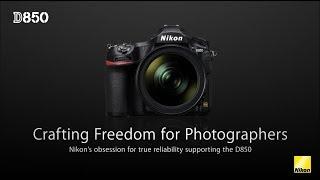 Nikon D850: True Reliability