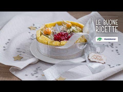 charlotte di pandoro - ricetta