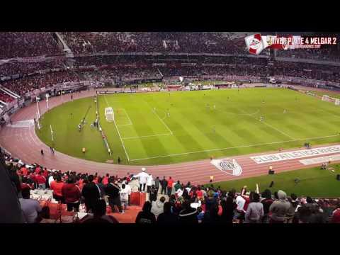 River Plate en 60 fps / River Plate vs Melgar / Copa Libertadores 2017 - Los Borrachos del Tablón - River Plate - Argentina - América del Sur