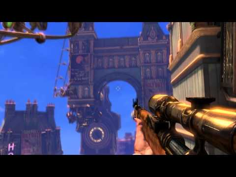 Bioshock Infinite - Gameplay Trailer [HD]