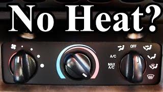 Video How to Fix a Car with No Heat (Easy) MP3, 3GP, MP4, WEBM, AVI, FLV Juli 2018