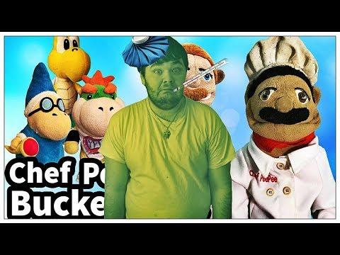 SML Movie: Chef Pee Pee's Bucket List! REACTION