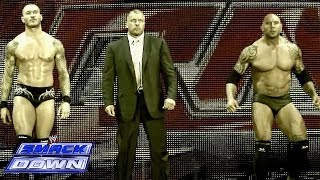 Nonton Evolution Reunites To Humble The Shield On Raw  Smackdown  April 18  2014 Film Subtitle Indonesia Streaming Movie Download
