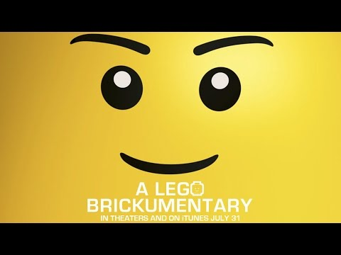 A Lego Brickumentary (Trailer)