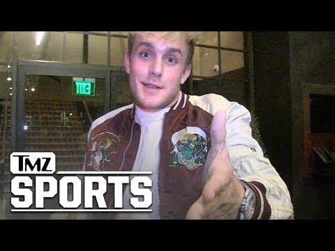 Jake Paul Shuts Down Deji Rematch, Wants MMA Star Dillon Danis or FaZe Banks! | TMZ Sports