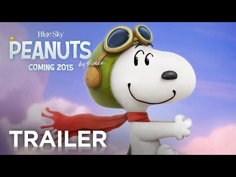Peanuts Official Trailer
