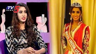 Special Interview With Miss India - USA Pranathy Gangaraju