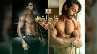 Real Bodybuilding Gold medalist in Singam 3 movie