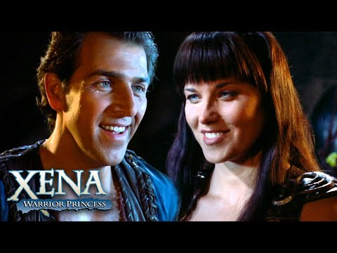 Xena And Ulysses Start Falling In Love | Xena: Warrior Princess