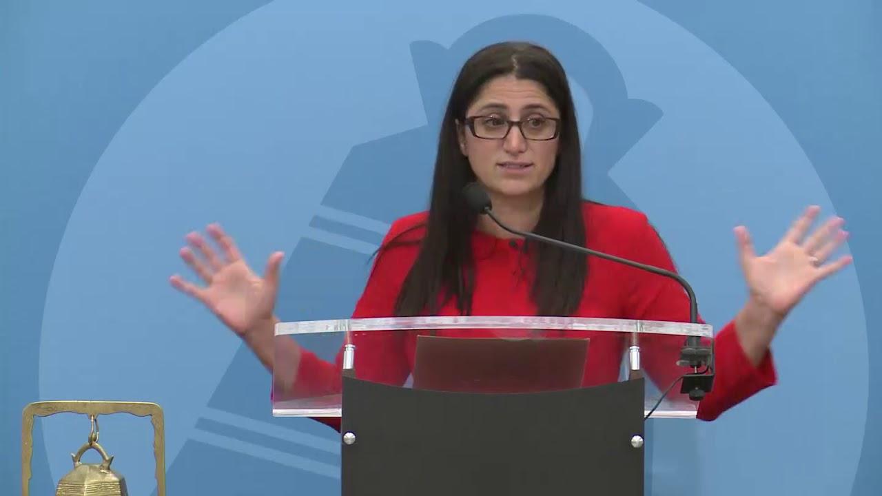 Dr. Mona Hanna-Attisha Speaks at the City Club of Cleveland