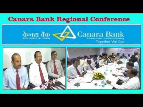Canara Bank Regional Conference Multi Level Consultation & ideation in Visakhapatnam,Vizag Vision..