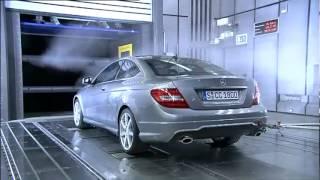Mercedes-Benz Climate Tunnels Sindelfingen