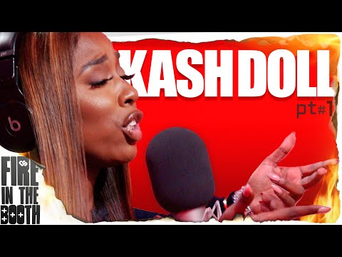 Kash Doll – Fire In The Booth