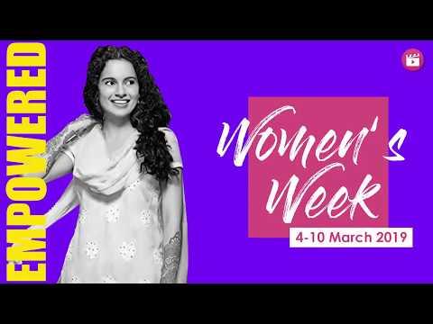 Women's Week - Queen   MissCinema