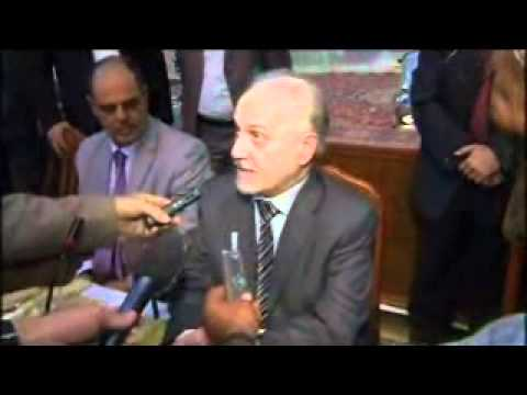 Iraqioil - Hussain al-Shahristani, the Iraqi oil minister, is asked about the share of new oil contracts going to American oil companies. In English, he confirms that t...