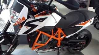 9. 2013 KTM 690 DUKE R 690 cm3 70 Hp * see also Playlist