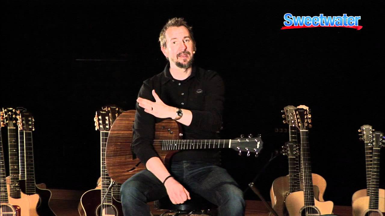 Taylor Guitars T5 Series Hybrid Acoustic/Electric Guitar Demo – Sweetwater Sound