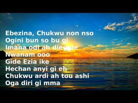 Ebezina  Preye Lyrics Worship Song