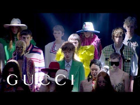 Gucci Spring Summer 2019 Fashion Show