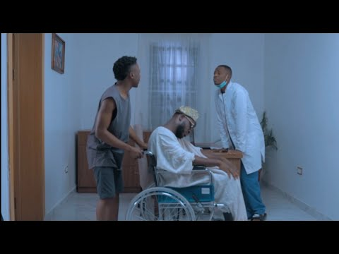 EPISODE 3:  A DISABLED SITUATION  (Papa Ade and Ade)