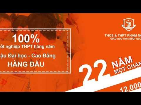 Lễ giỗ tổ Hùng Vương 2019 - THCS & THPT Phạm Ngũ Lão