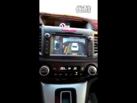 Camera 360 độ cho xe ôtô