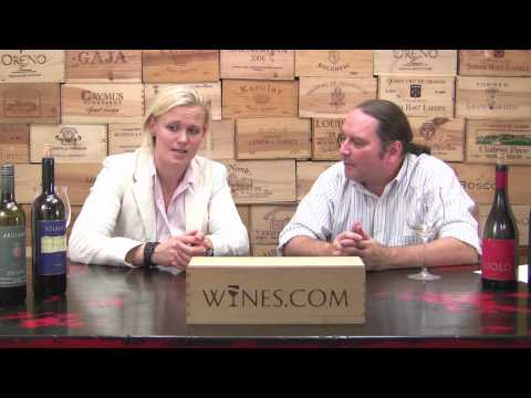 Argiano Estates Super Tuscans (1/2) - with Anne-Louise Mikkelson for Wines.com TV