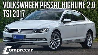 Ver o vídeo Avaliação: Volkswagen Passat Highline 2.0 TSI 2017