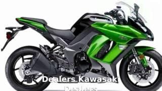 1. 2013 Kawasaki Ninja 1000 ABS Specs