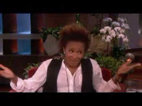 Wanda Sykes on Speaking French on Ellen show