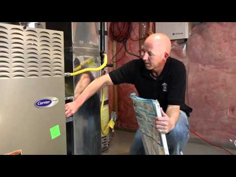 how to locate furnace in house