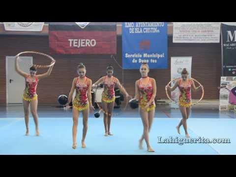 II Torneo de Gimnasia Rítmica La Higuerita
