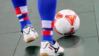 Video The Most Beautiful Futsal Dribbling Skills & Tricks #3 MP3, 3GP, MP4, WEBM, AVI, FLV November 2017
