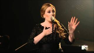 Adele - [HD 1080p] Someone Like You (Live at the MTV Video Music Awars 2011)