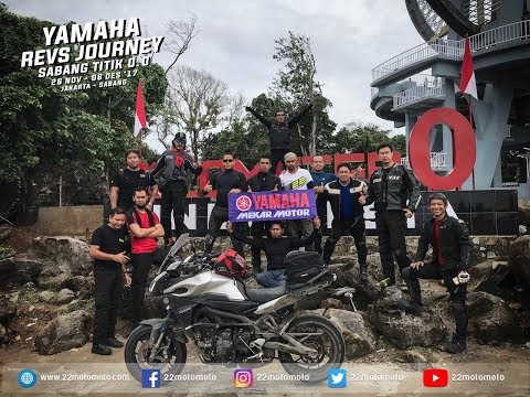 Yamaha Revs Journey Sabang Episode 5