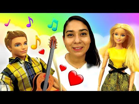 Video mit Barbie auf Deutsch - Ken möchte Barbie heiraten – Was antwortet Barbie?