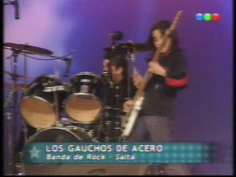 LOS GAUCHOS DE ACERO EN TALENTO ARGENTINO