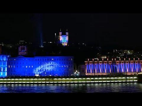 Λυών: Η «Γιορτή των Φώτων» ξεκίνησε υπό αυστηρά μέτρα ασφαλείας