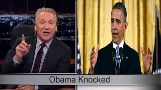 Bill Maher New Rules - Obama Knocked - Feb 26th 2017 https://goo.gl/bWx4i1