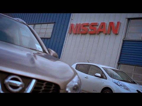Η Nissan επενδύει στη Μ. Βρετανία – economy