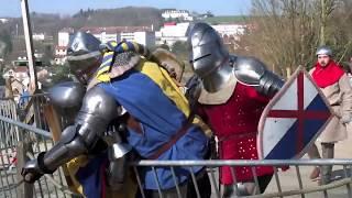 Chateau-Thierry France  city images : Tournoi qualificatif pour l'équipe de France de Béhourd, Château Thierry (vidéo par PKV)
