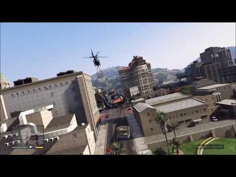 Grand Theft Auto 5 | Final Heist (The Big One)