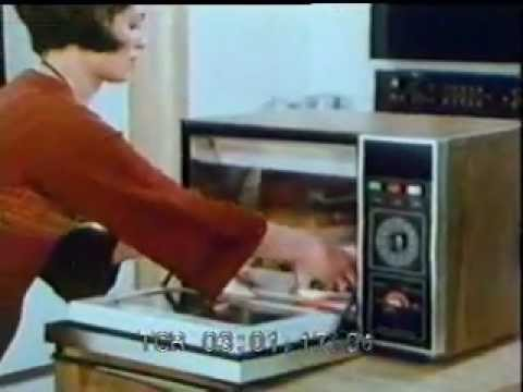 Cooking with a Microwave Oven - clip 18514