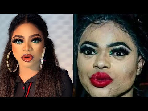 5 Scary Photos Of Bobrisky Without Makeup