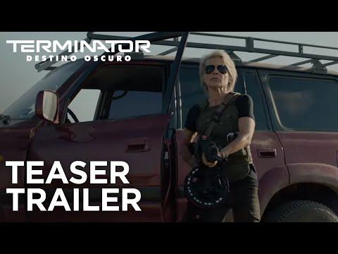 Preview Trailer Terminator: Destino Oscuro, trailer ufficiale italiano
