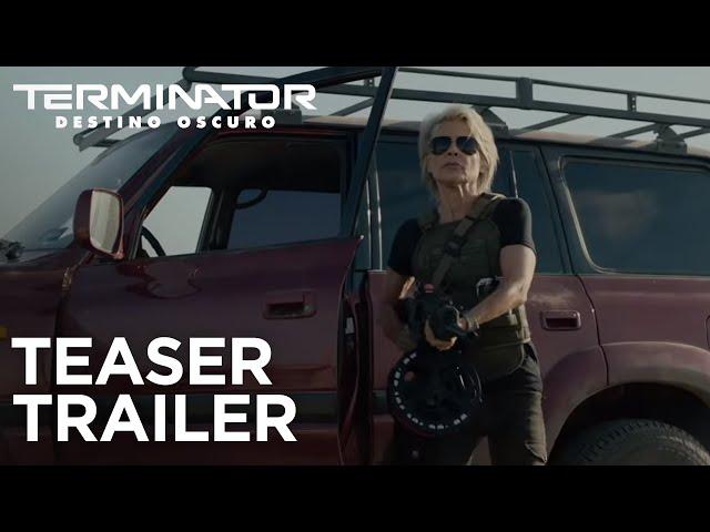 Anteprima Immagine Trailer Terminator: Destino Oscuro, trailer ufficiale italiano