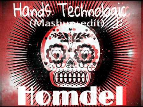 Hands Technologic (Mashup-edit Homdel) (Sikdope vs Daft Punk) (видео)