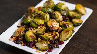Easy and delicious way of cooking Brussels Sprouts. When roasted they turn crisp on the outside, tender inside and make such a...